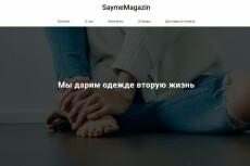 Правки в лендинг 4 - kwork.ru