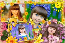 Фотоколлаж из картинок и фотографий 12 - kwork.ru