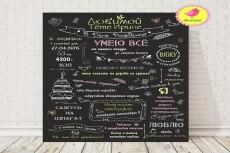 Дизайн постеров 40 - kwork.ru
