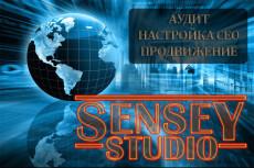 Качественный аудит сайта с рекомендациями 19 - kwork.ru