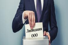 Ликвидация ООО 14 - kwork.ru