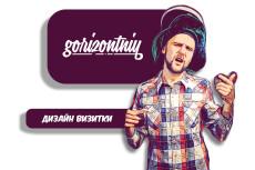 Создание логотипа на заказ любого вида 27 - kwork.ru