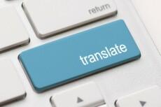 Профессиональный перевод с английского или на английский. 3000 знаков 19 - kwork.ru