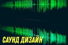 Аудио ролики 6 - kwork.ru