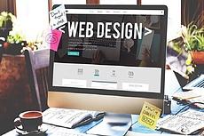 Дизайн - проект лендинга 19 - kwork.ru