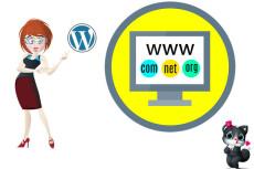 Установка CMS Wordpress 6 - kwork.ru