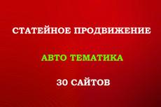 Статья 4000 знаков, тема АВТО 17 - kwork.ru