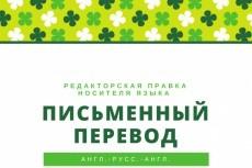 Расшифровка аудио и видео 3 - kwork.ru
