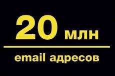 Парсинг с открытых источников. 1000 контактов 39 - kwork.ru