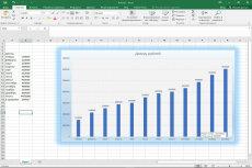 Поработаю с базой данных Microsoft Excel 7 - kwork.ru