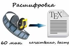 Наберу текст с готовых с отсканированных материалов 4 - kwork.ru