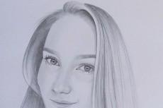 Нарисую портрет по фото 29 - kwork.ru