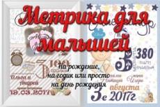 Нарисую инфографику 99 - kwork.ru