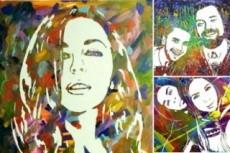 Нарисую портрет по Вашей фотографии 30 - kwork.ru