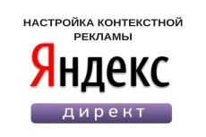 Создам и настрою рекламную кампанию в Яндекс. Директ 11 - kwork.ru