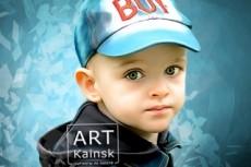Стилизованные портреты по фото 17 - kwork.ru