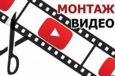 Монтаж, обработка и анимация для короткого ролика 6 - kwork.ru