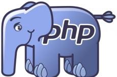 Написание, доработка, изменение скриптов на PHP любой сложности 22 - kwork.ru