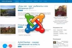 Настройка готового шаблона на вашем сайте WordPress 19 - kwork.ru