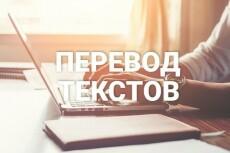 Переведу с английского/немецкого 13 - kwork.ru