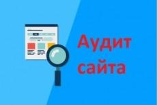 Ручной аудит сайта + план продвижения для выхода в ТОП Яндекс И Google 13 - kwork.ru
