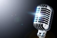 Профессиональная озвучка рекламных роликов или книг. Диктор, вокалист 5 - kwork.ru