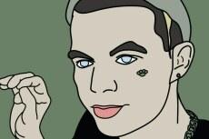 Портрет в стиле Комикс 18 - kwork.ru