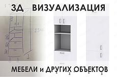 Фотореалистичная 3д визуализация экстерьера. 3д моделирование 36 - kwork.ru