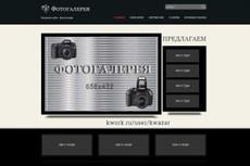 Сделать стильную маску для фотосессий 44 - kwork.ru