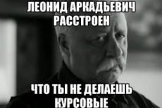 Напишу рабочую программу 22 - kwork.ru