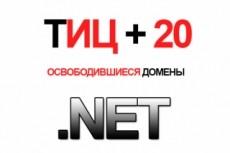 Найду Вам 1000  свободных доменов с ТИЦ 10 в зоне . RU 6 - kwork.ru
