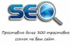 Прогоню Ваш сайт по профильным ссылкам со средним ТИЦ - 350 22 - kwork.ru
