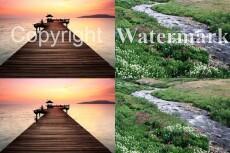 Проставлю водяные знаки (watermark) на 10000 ваших изображений 23 - kwork.ru