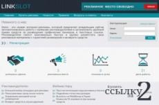 Скрипт для быстрой индексации любых ссылок поисковикам 3 - kwork.ru