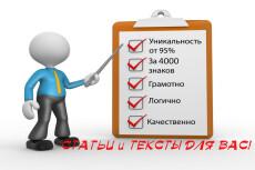 Пишу статьи на темы психоанализ, психология личности 22 - kwork.ru