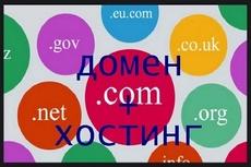 Зарегистрирую домен и хостинг 23 - kwork.ru