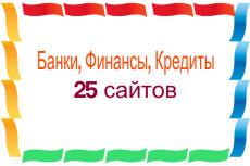 Мотоциклы. 25 автонаполняемых сайтов на Wordpress за 500 рублей 28 - kwork.ru