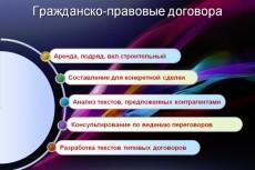 Консультирую по любым гражданским спорам (Украина и Россия) 18 - kwork.ru