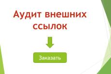 Полный анализ вашего сайта 25 - kwork.ru