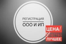Подготовка полного пакета документов для регистрации ООО 18 - kwork.ru