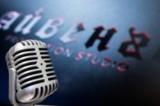 Аудиоролик до 1 минуты 26 - kwork.ru