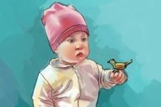 Нарисую любой предмет, Ваш портрет в стиле LOW POLY 12 - kwork.ru