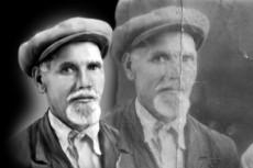 Восстановление старых фотографий, ретушь и окрашивание чб фото 23 - kwork.ru
