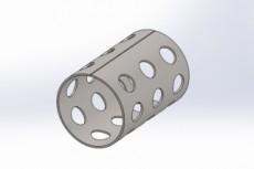 3D модель ШРП 30 - kwork.ru