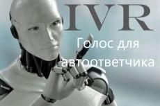 Сделаю озвучку на русском (мужской голос) 5 - kwork.ru