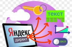 Оптимизация Яндекс Директ 8 - kwork.ru