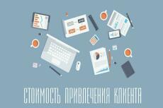 Медиаплан контекстной рекламы на 4 источника трафика 11 - kwork.ru