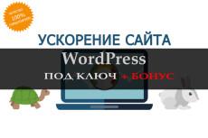 Перенесу сайт с Joomla на Wordpress 23 - kwork.ru