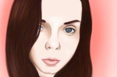 Нарисую любой предмет, Ваш портрет в стиле LOW POLY 8 - kwork.ru