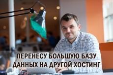 Помогу вам перенести сайт на Wordpress на другой хостинг 6 - kwork.ru